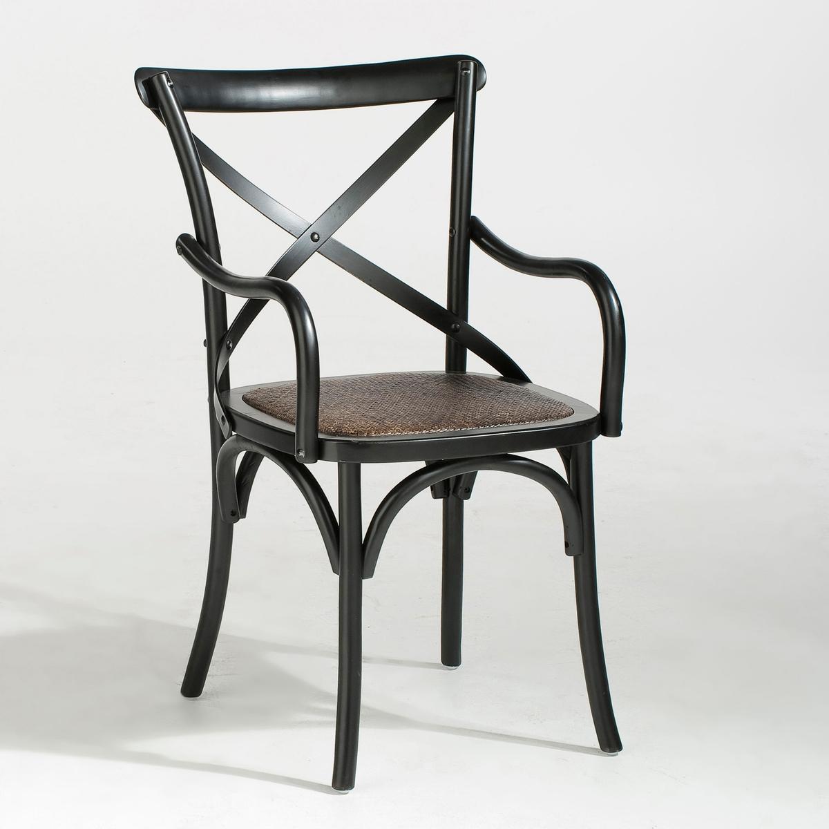 Кресло LaRedoute Humphrey единый размер черный