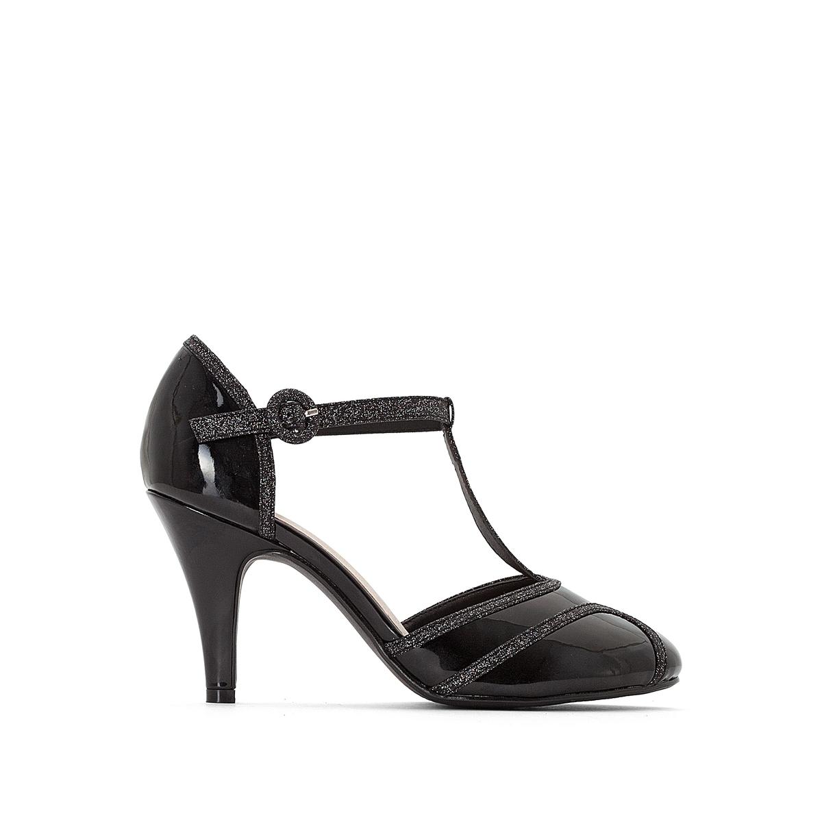 Туфли с ремешками MADEMOISELLE R