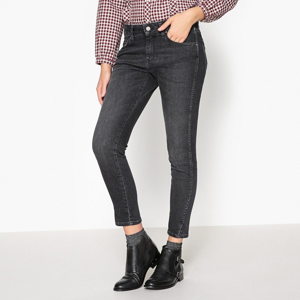Джинсы-скинни DAYTONA джинсы скинни 5 карманов длина 7 8 д 30