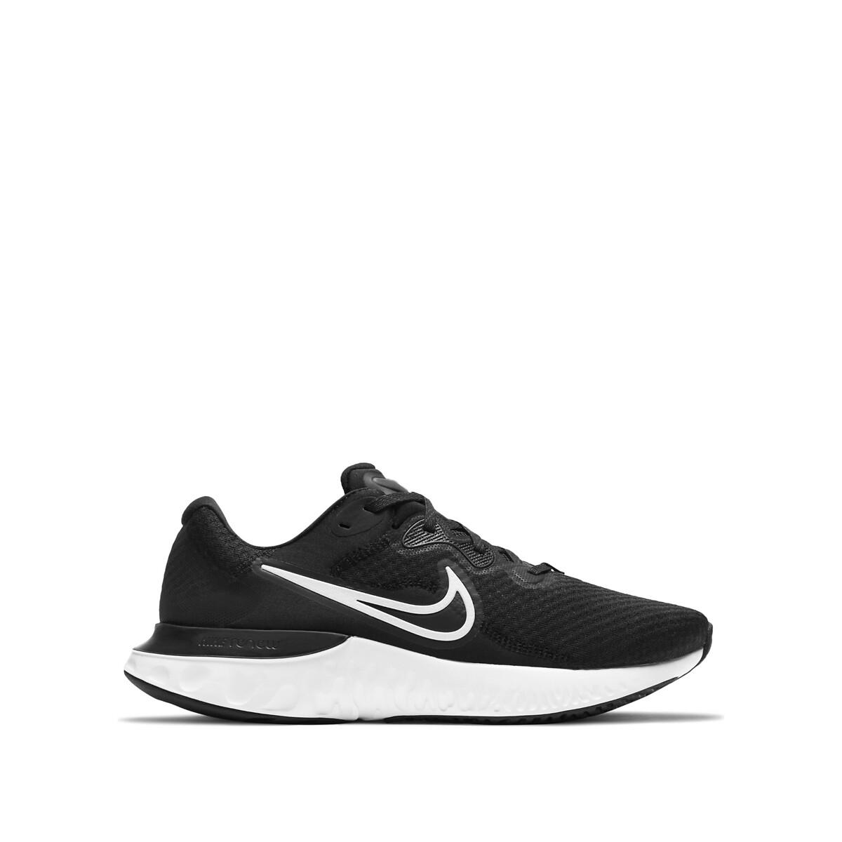 Nike Renew Run 2 hardloopschoenen zwart/wit/grijs online kopen