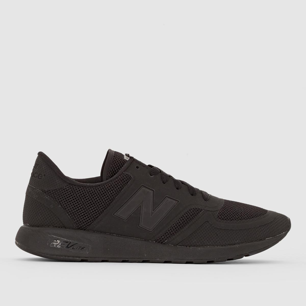 Кроссовки NEW BALANCE MRL420TBПреимущества: Кроссовки NEW BALANCE в стиле беговых кроссовок, элегантные и изысканные, благодаря сочетанию всех деталей одной цветовой гаммы.<br><br>Цвет: черный<br>Размер: 45