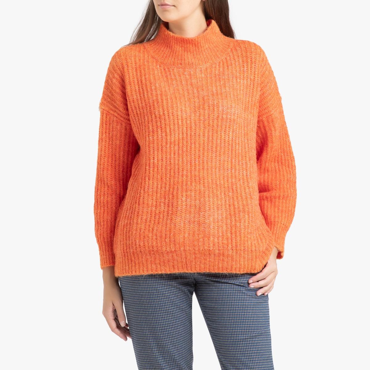 Свитер La Redoute NEOLA M оранжевый