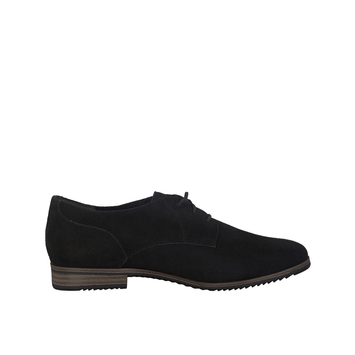Ботинки-дерби из кожи Pistil