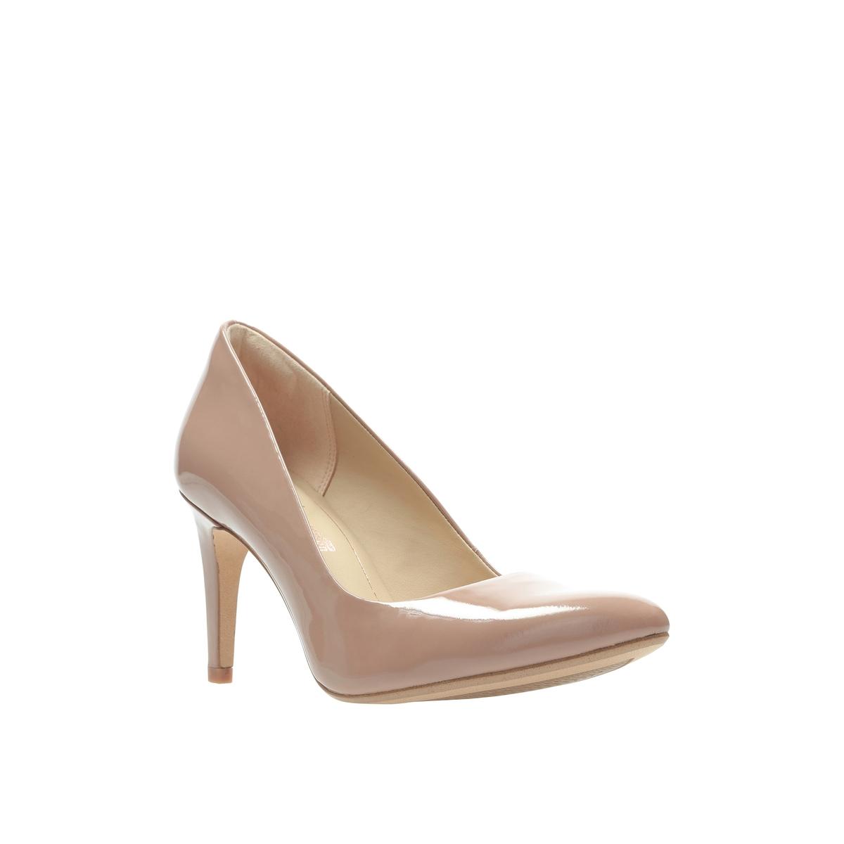 Imagen secundaria de producto de Zapatos de piel con tacón Laina Rae - Clarks
