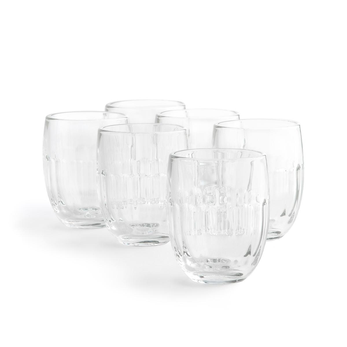 Alchyse Glasses (Set of 6)