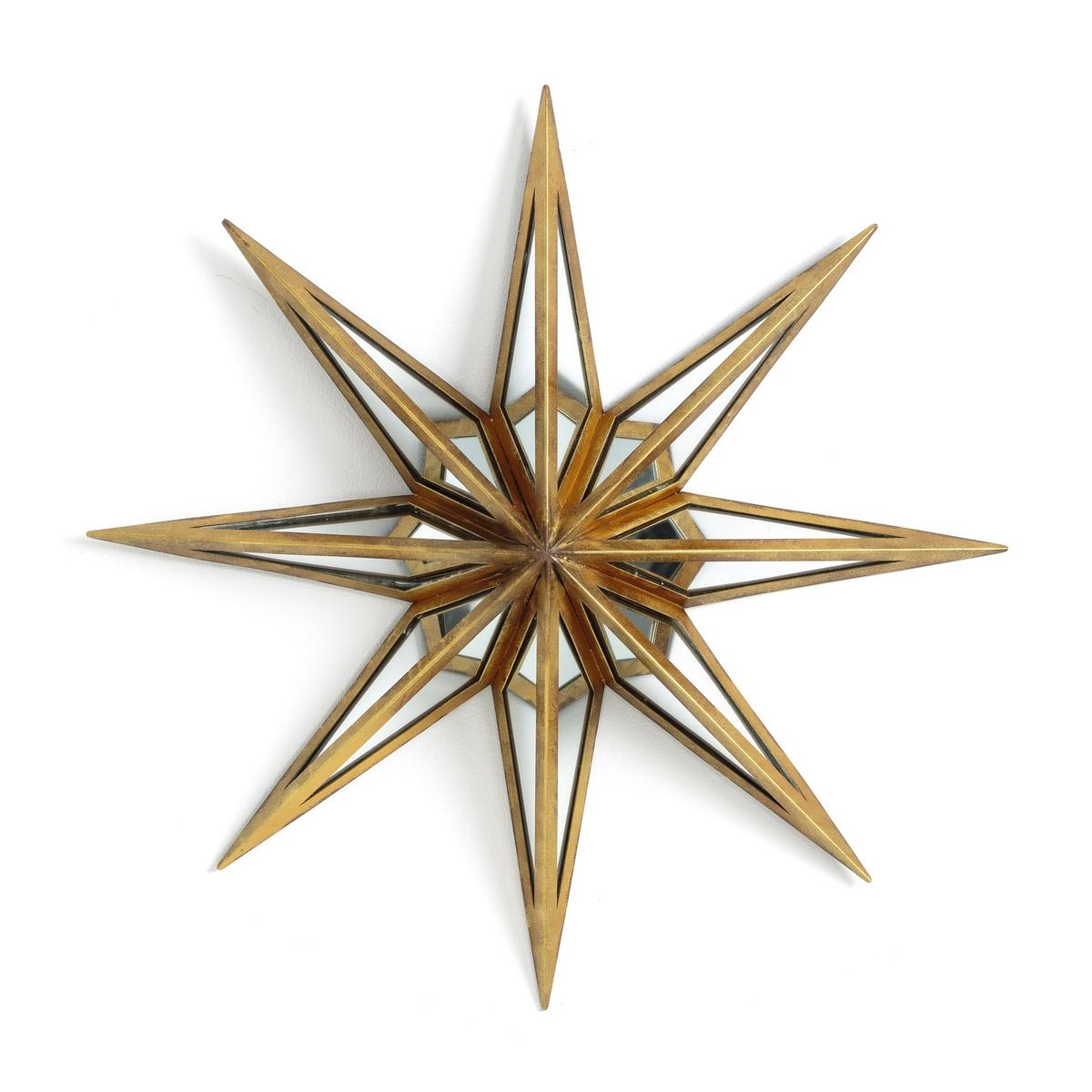 Зеркало в виде звезды Leonide