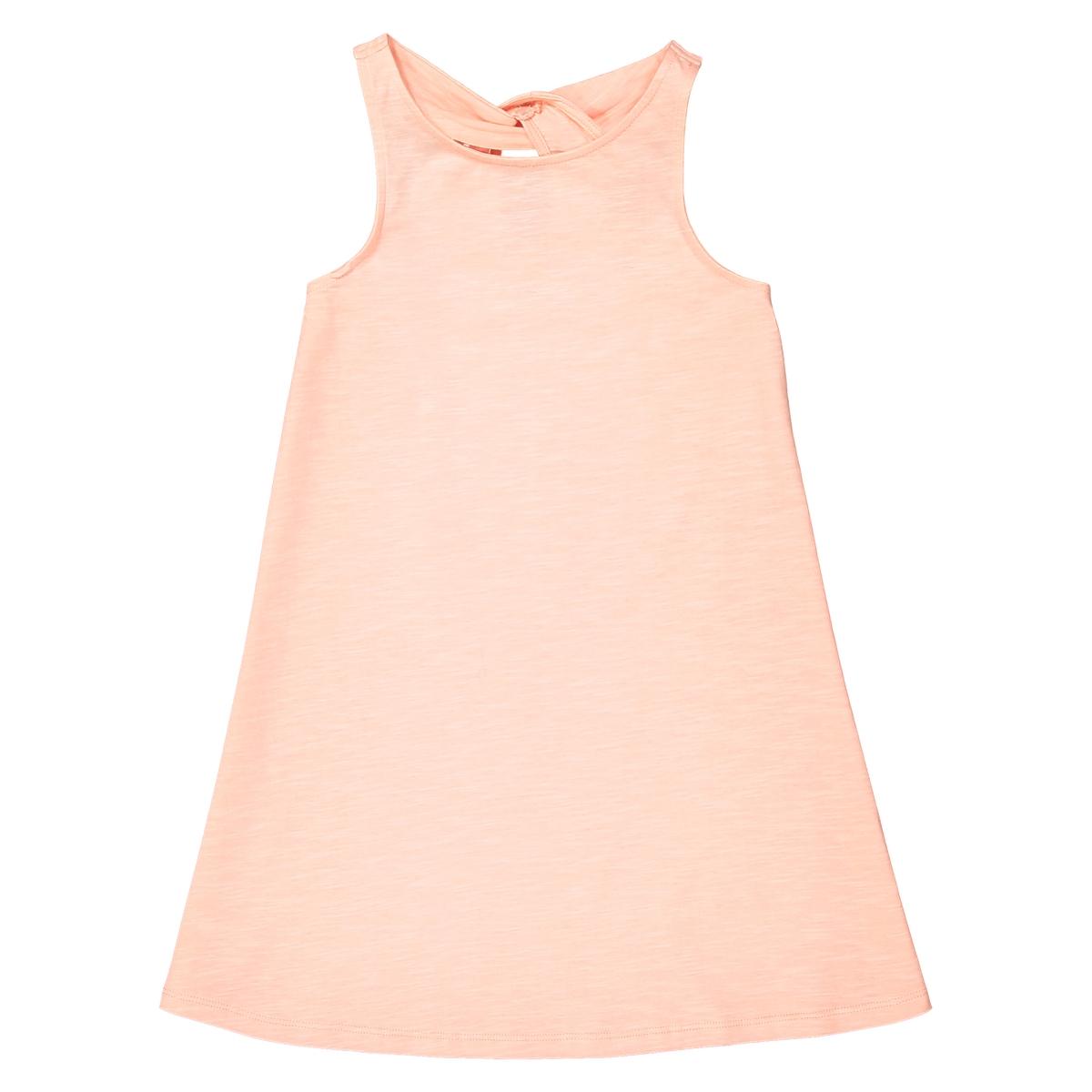 Платье без рукавов из джерси, 3-12 лет
