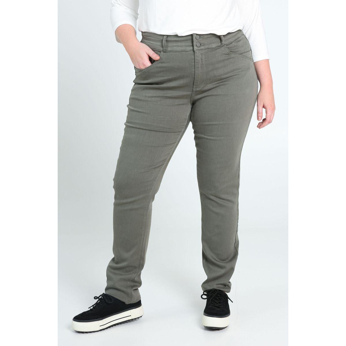 Pantalon en coton slim