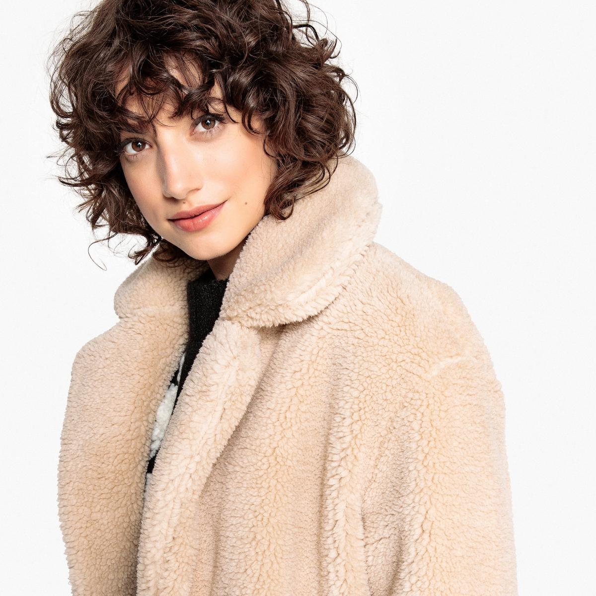 Пальто из искусственного меха пальто из искусственного меха
