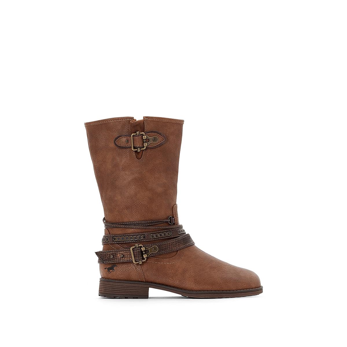 Ботинки на каблуке ботинки mariamare ботинки на каблуке