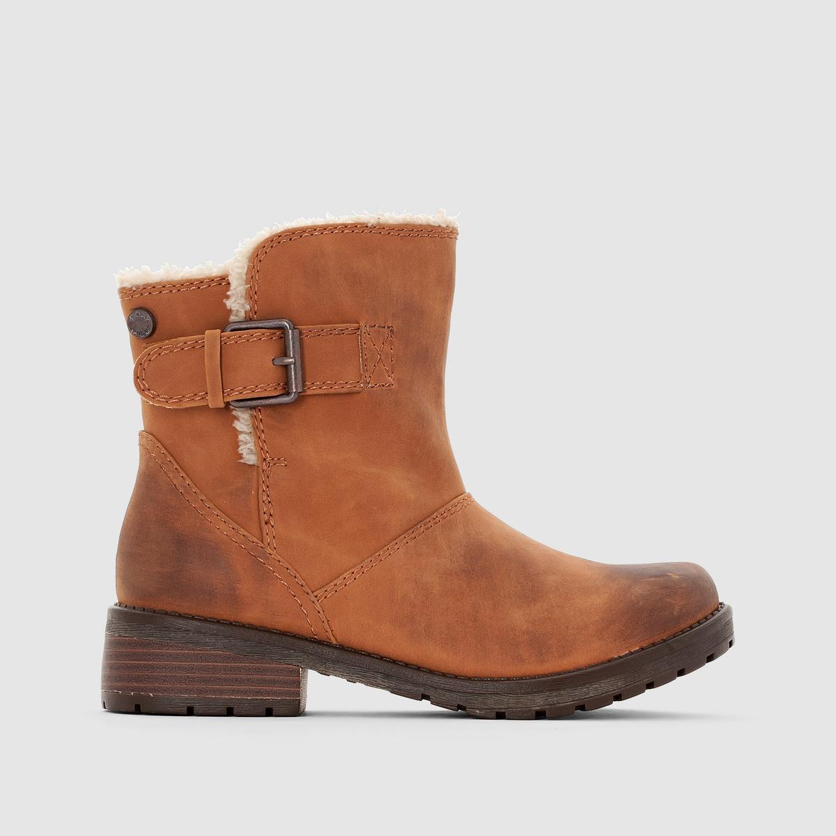Ботинки Castro J Boot TanБотинки в стиле кочевников станут идеальным завершением любых образов.<br><br>Цвет: темно-бежевый<br>Размер: 39