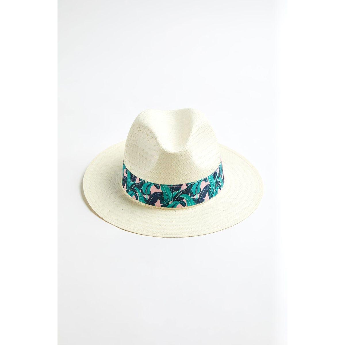 Chapeau PANAMA TROPIQUES