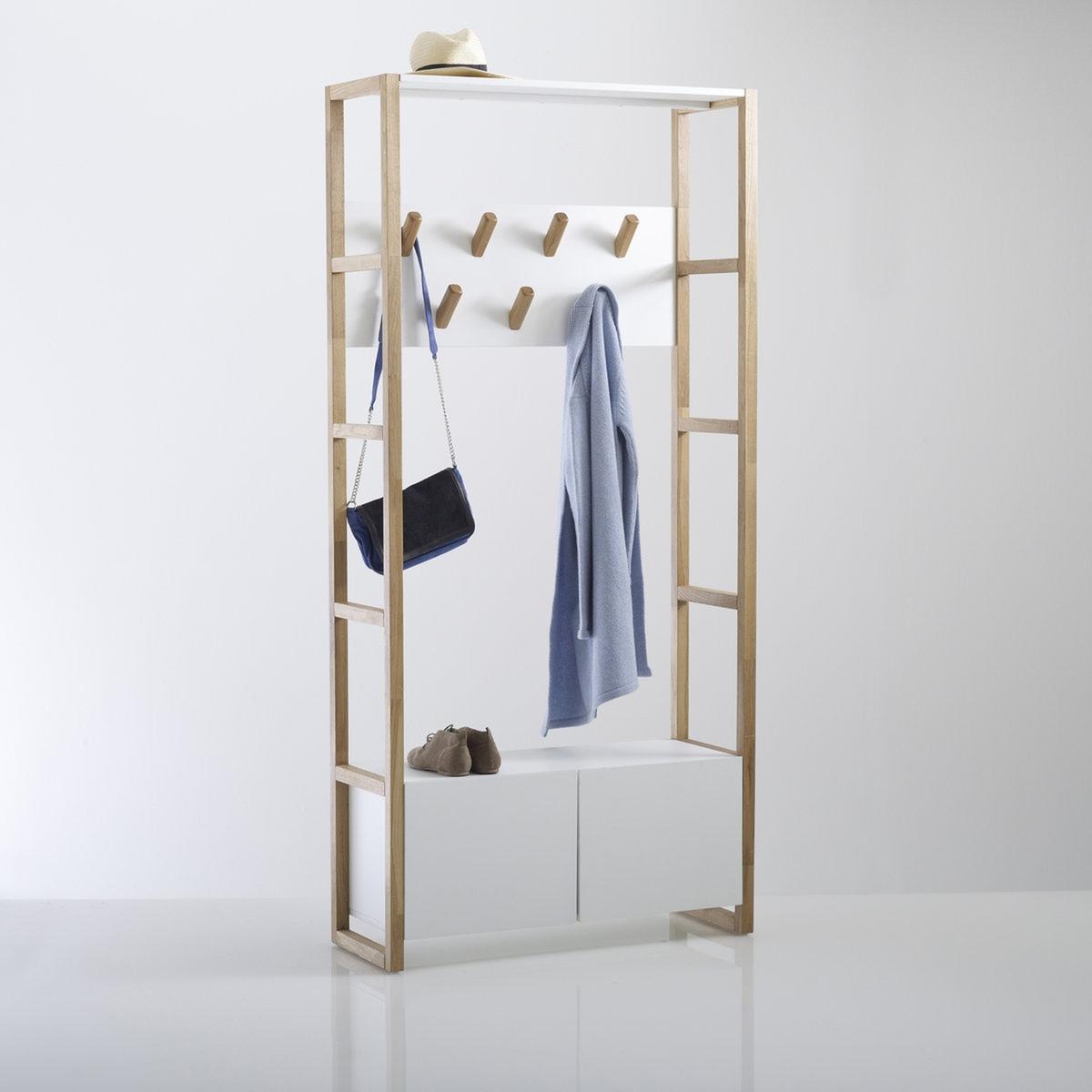 Шкаф La Redoute В прихожую Compo единый размер белый