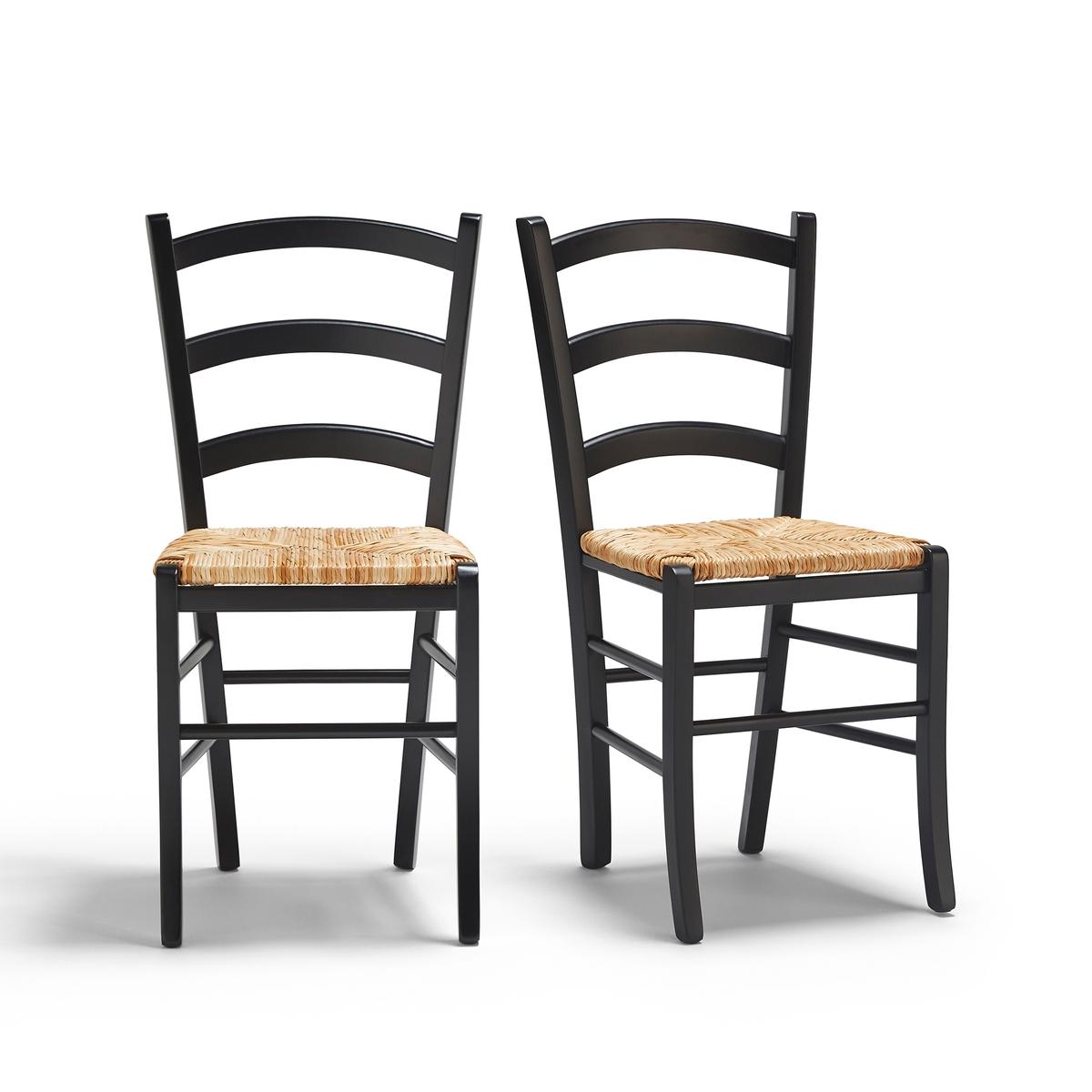Confezione da 2 sedie contadina, Perrine