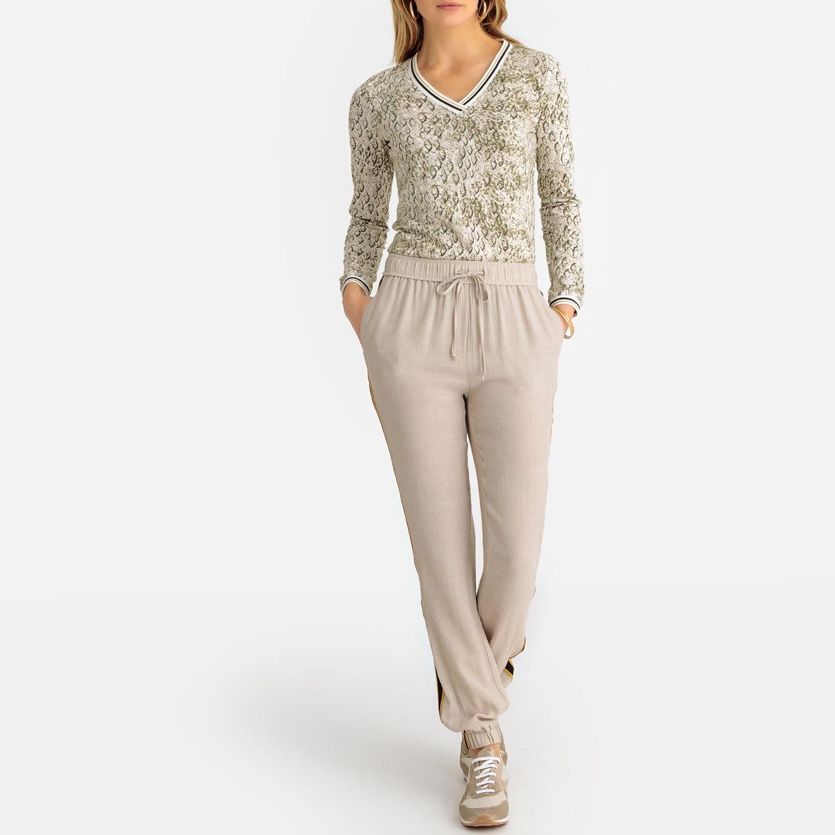 Imagen adicional 3 de producto de Pantalón recto, vaporoso - Anne weyburn