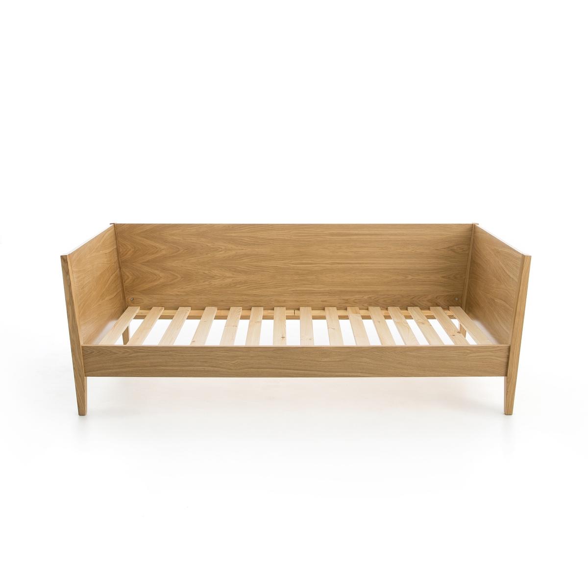 Диван-кровать LaRedoute Castou 90 x 190 см бежевый