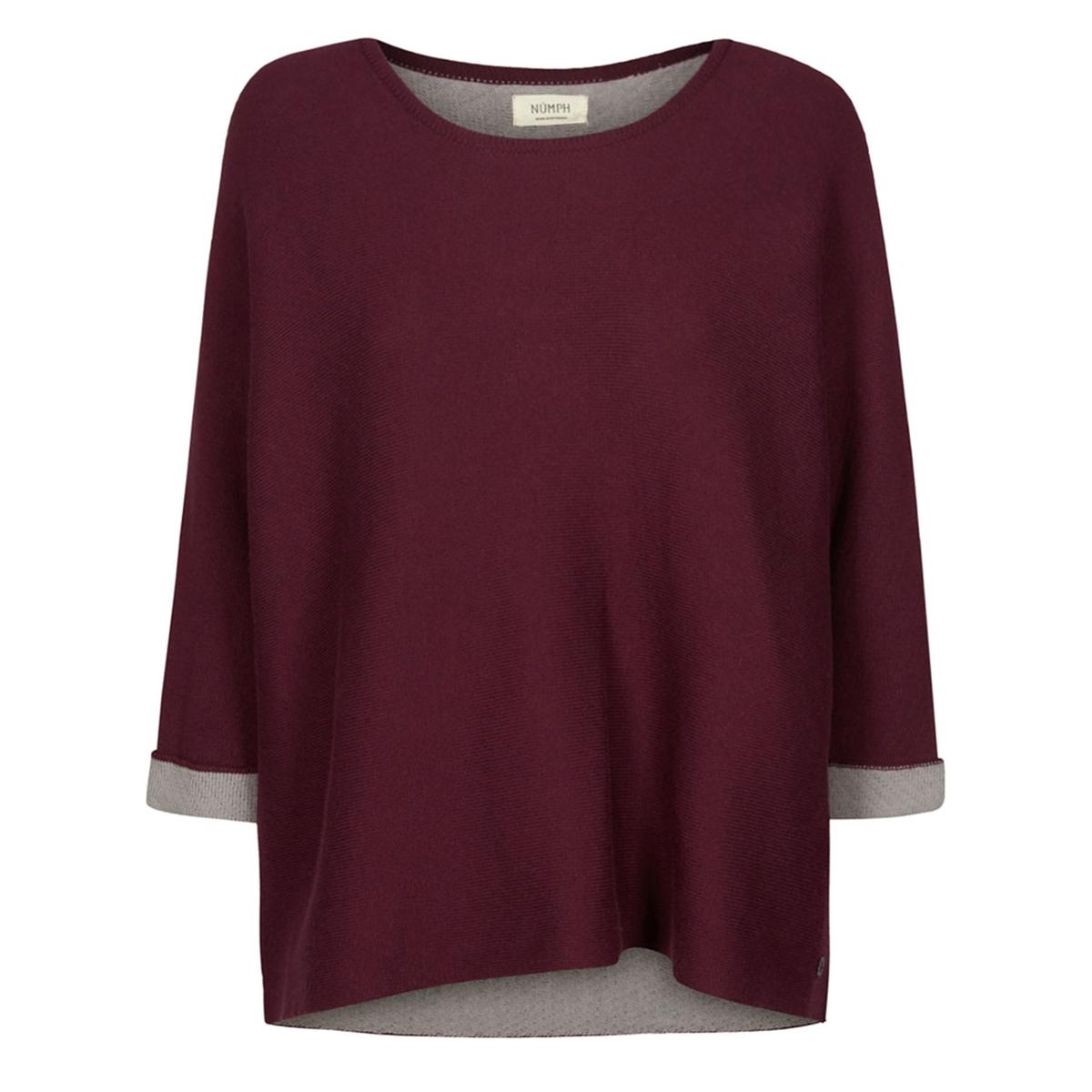 NUMPH Пуловер широкого покроя Atthis