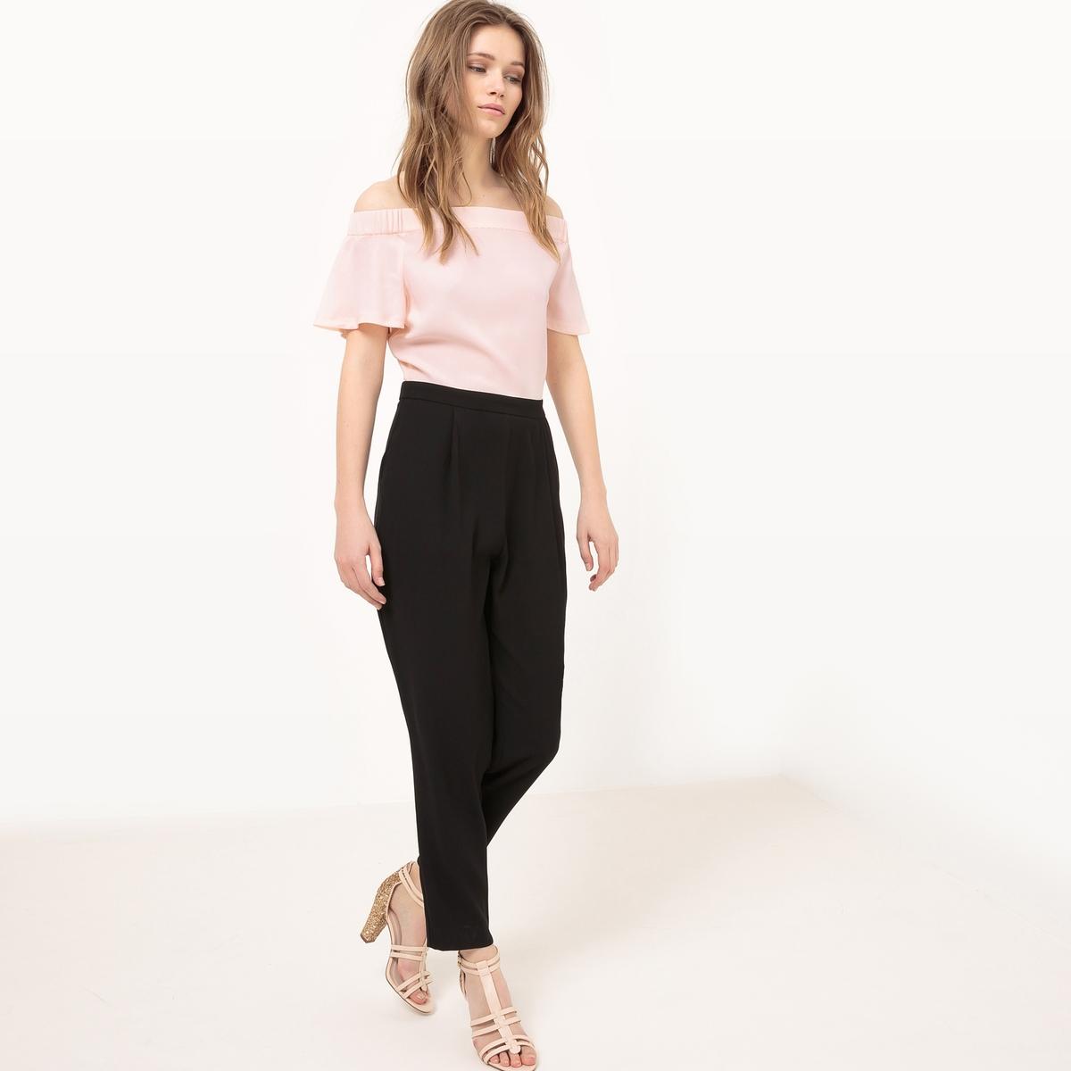 Комбинезон с брюками с открытыми плечами комбинезон с брюками alissa