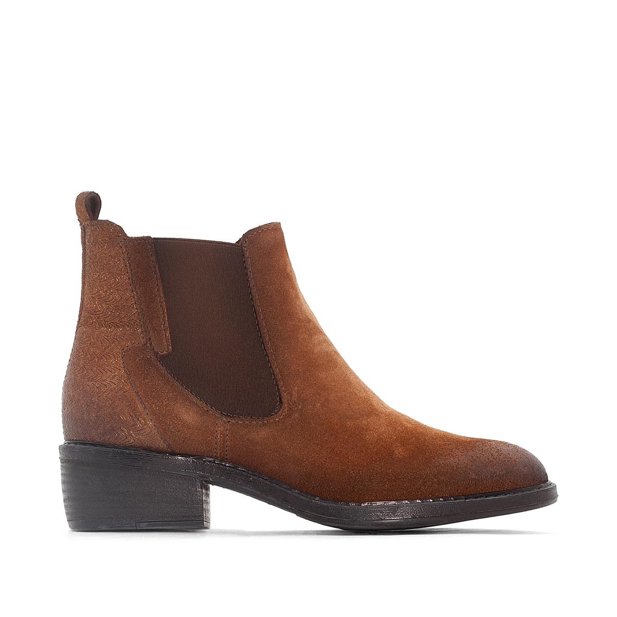 Ботильоны кожаные Gaucho цены онлайн