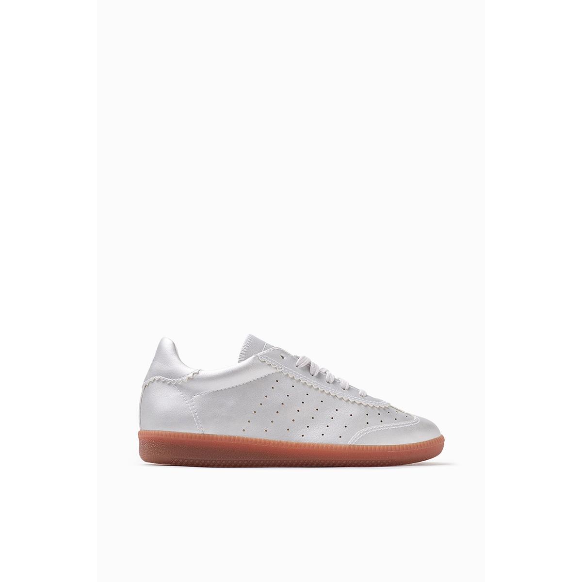 Кеды синтетические ботинки синтетические