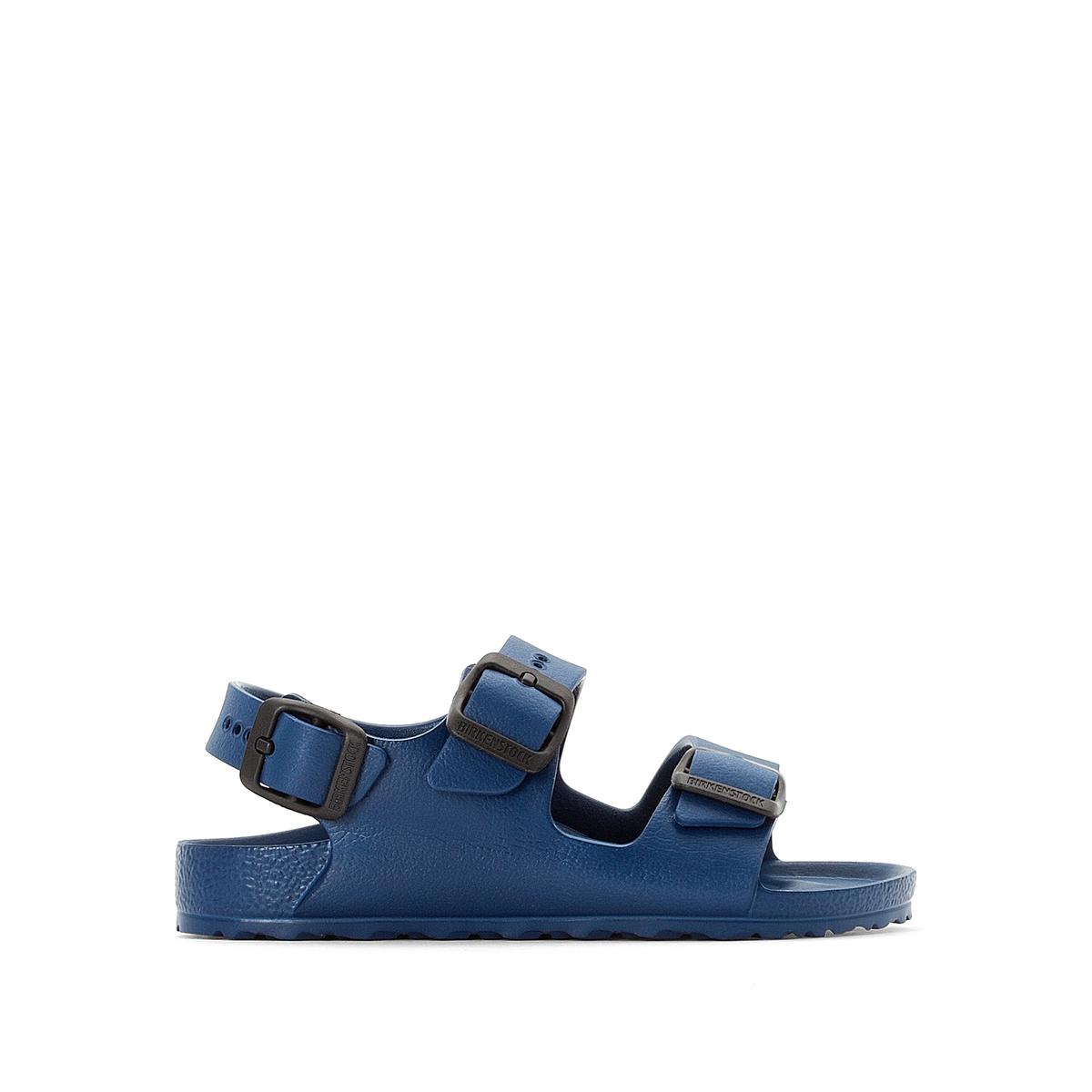 Сандалии на плоском каблуке Milano, размеры 24-34