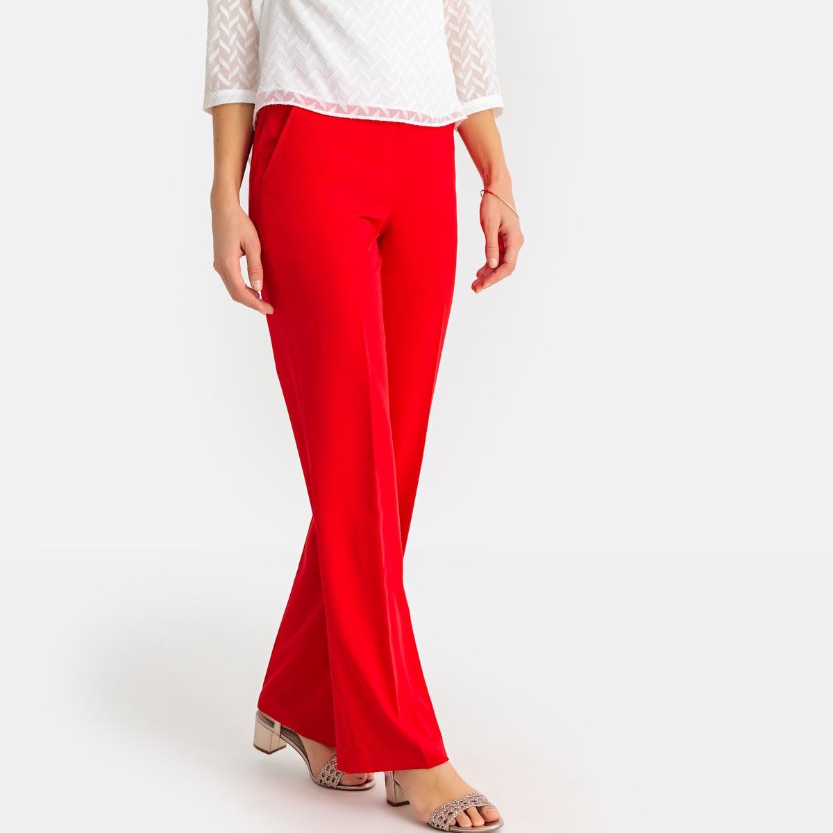 Imagen principal de producto de Pantalón urbano ancho, de poliviscosa elastán - Anne weyburn