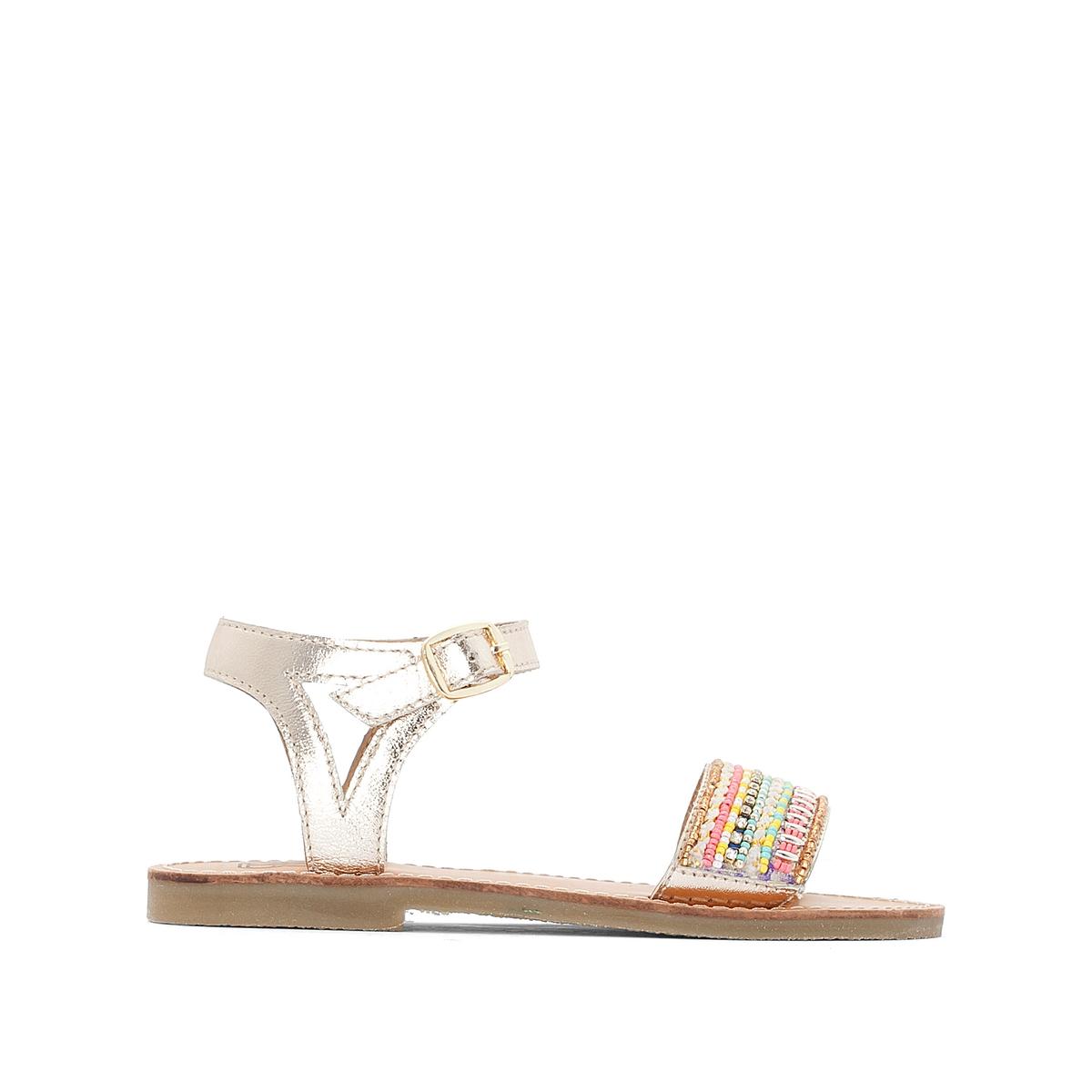 Sandali con perle 26-35