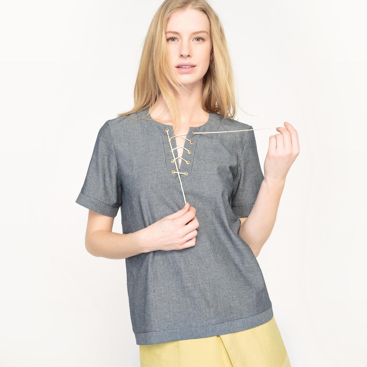 Блузка в полоску, Made in France