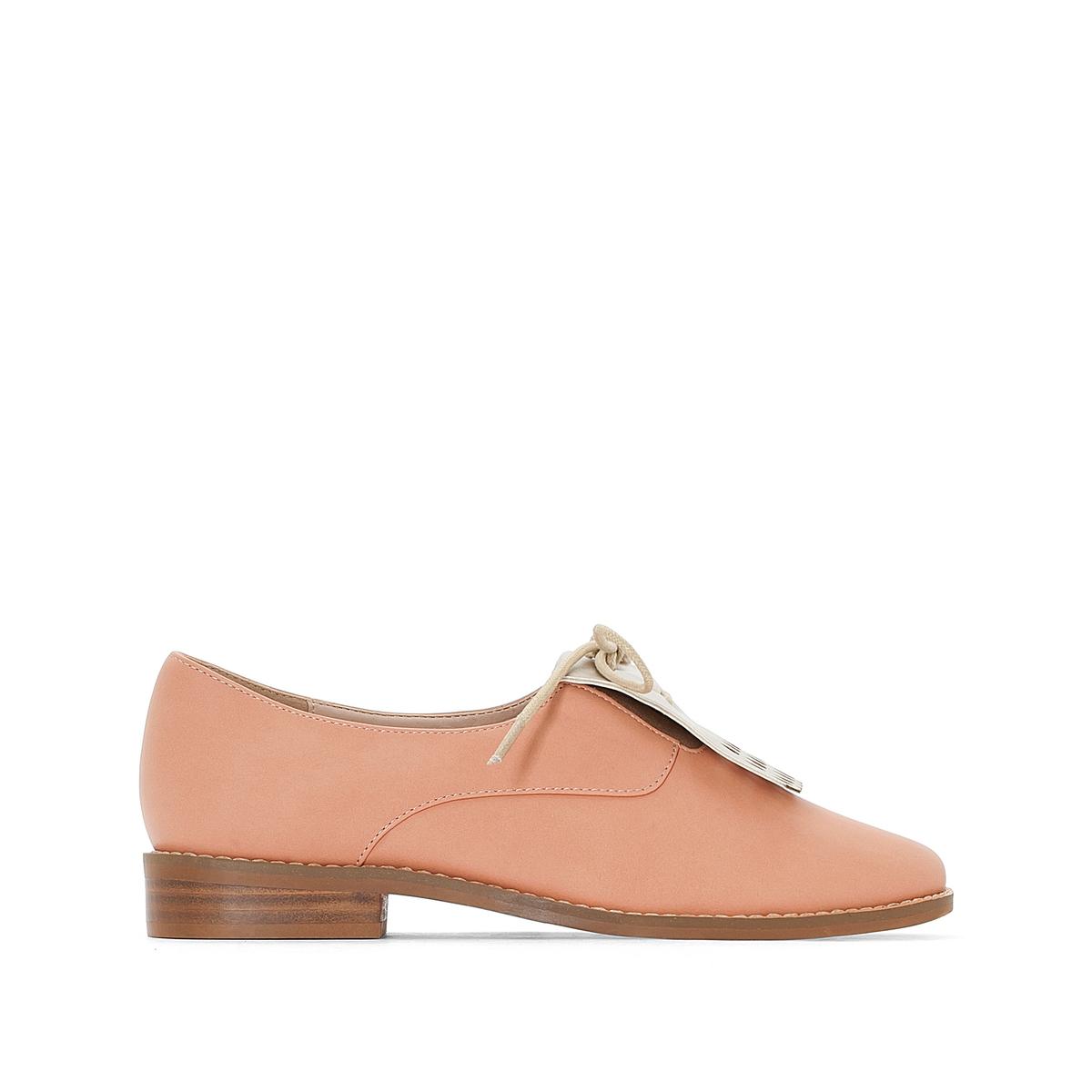 Ботинки-дерби в мексиканском стиле ботинки дерби под кожу питона