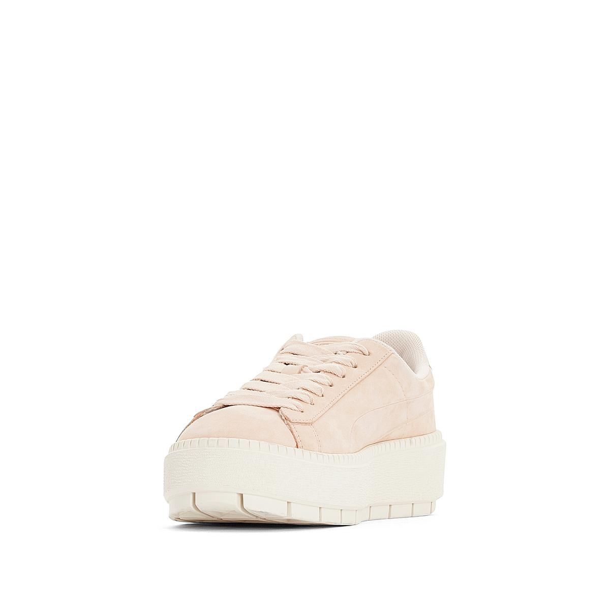 Imagen secundaria de producto de Zapatillas de piel Platform Trace Soft Wn's - Puma