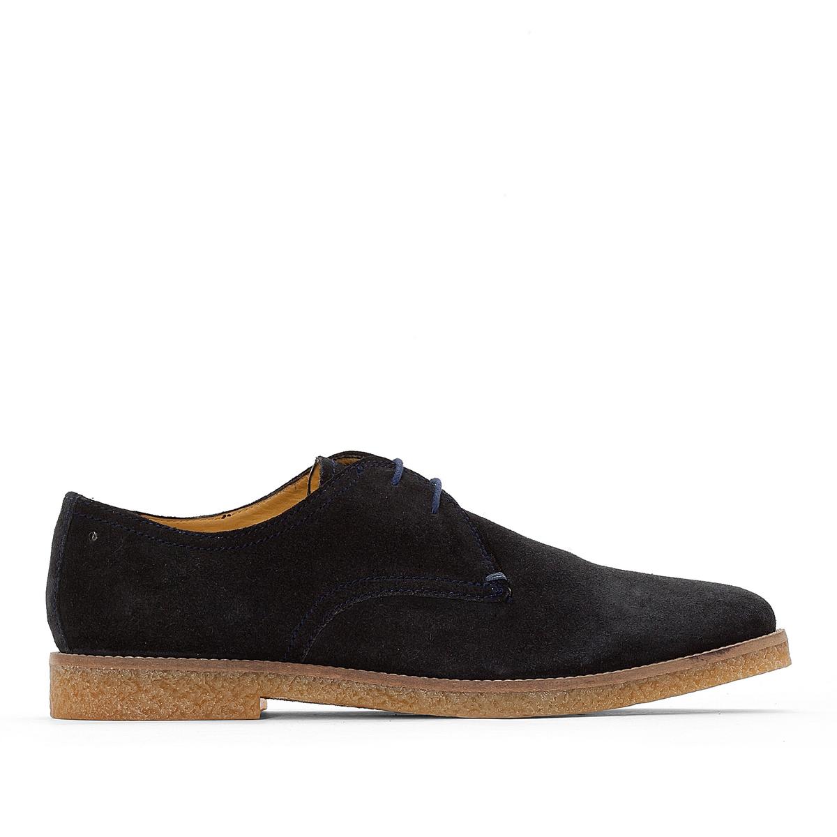 Ботинки-дерби кожаные Whitlock