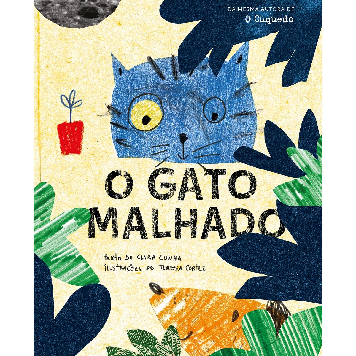 LIVROS HORIZONTE - Livros Horizonte Livro O Gato Malhado