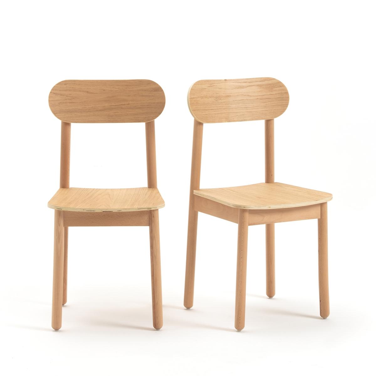 Комплект из 2 стульев JIMI