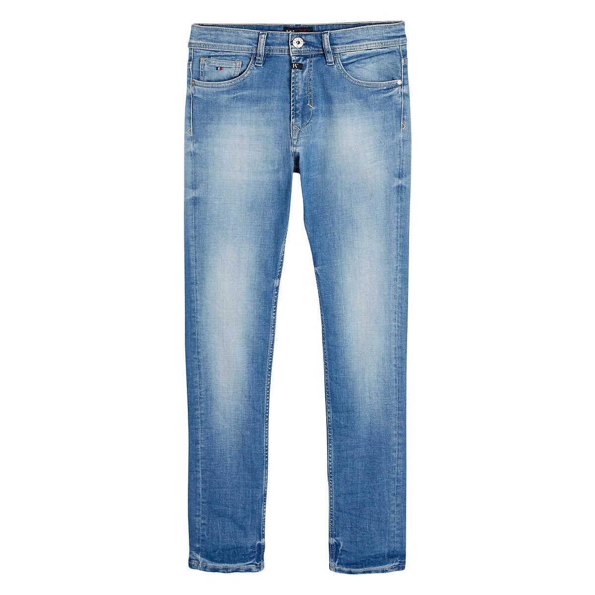 Джинсы La Redoute Узкого покроя стрейч Darko 28/34 синий джинсы la redoute стретч узкого покроя hatch 32 34 синий