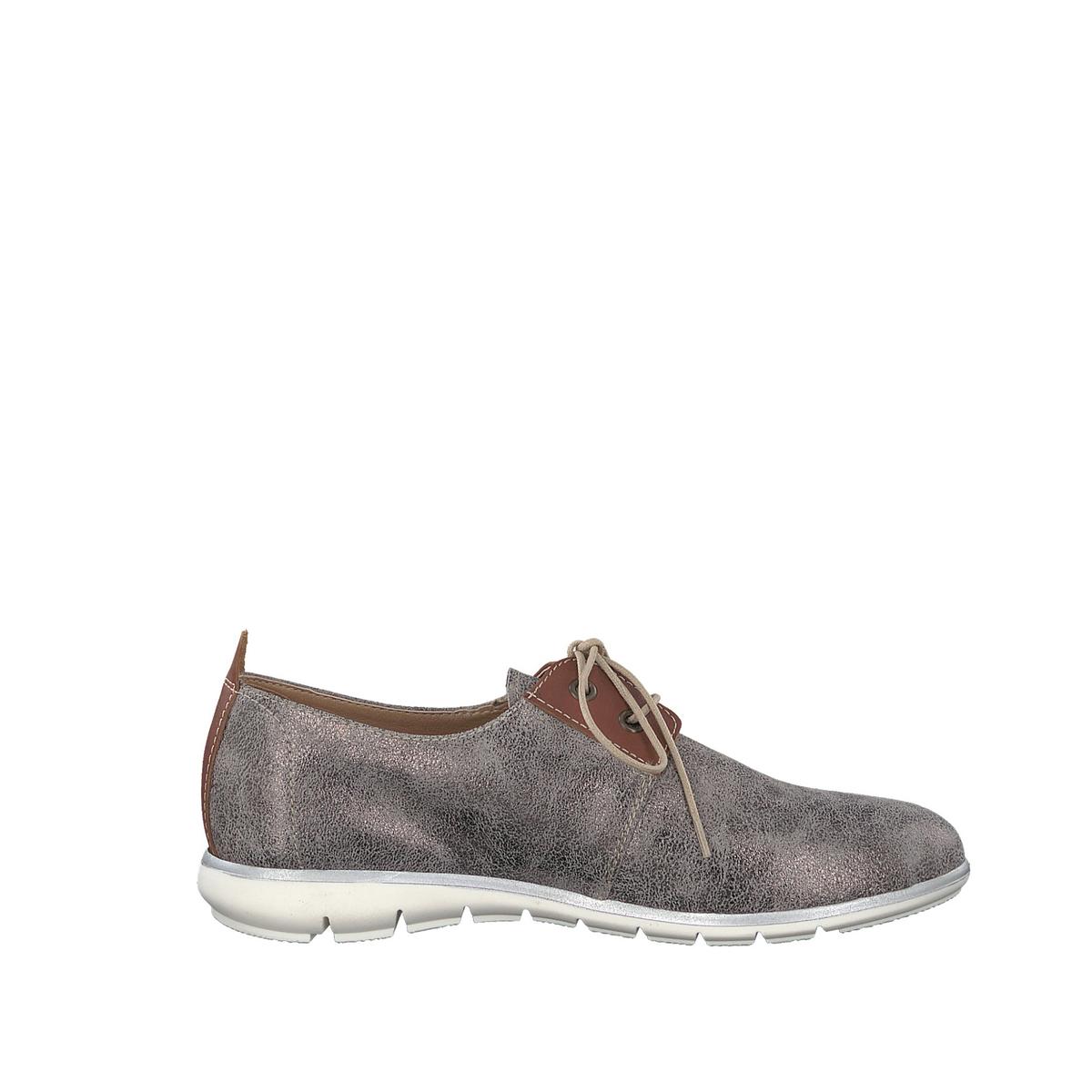 Ботинки-дерби кожаные Cantona цены онлайн