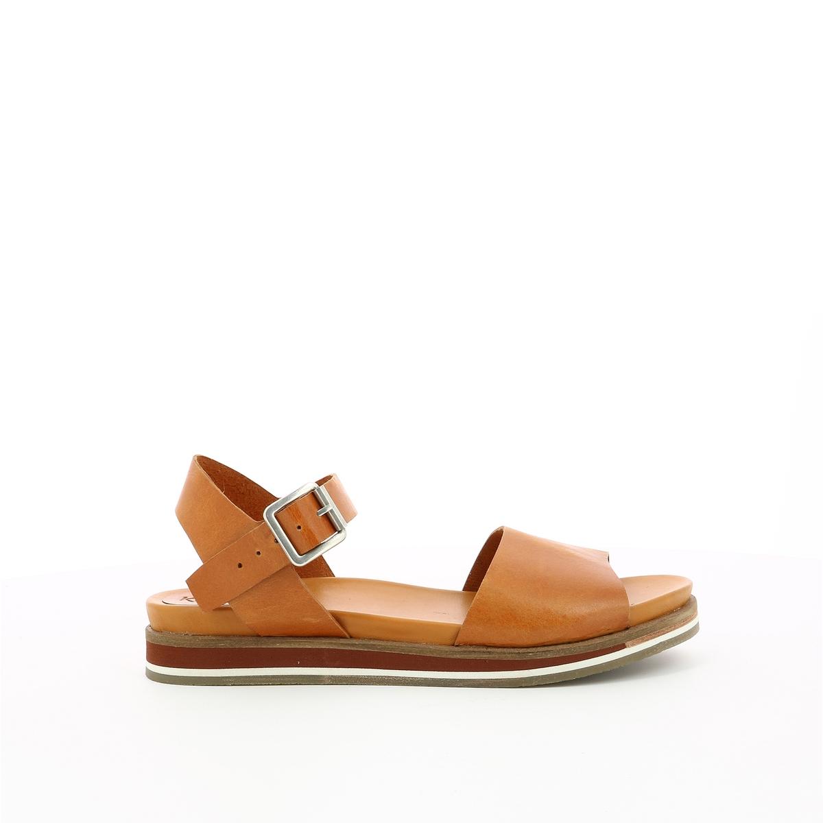 Imagen principal de producto de Sandalias de piel Olimpia - Kickers