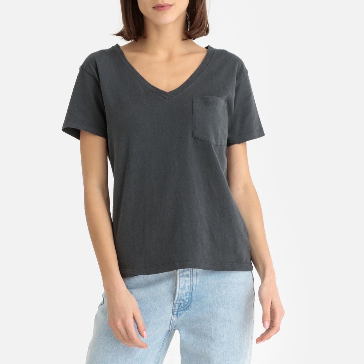 Imagen principal de producto de Camiseta con cuello redondo de manga corta GAMIPY - American Vintage
