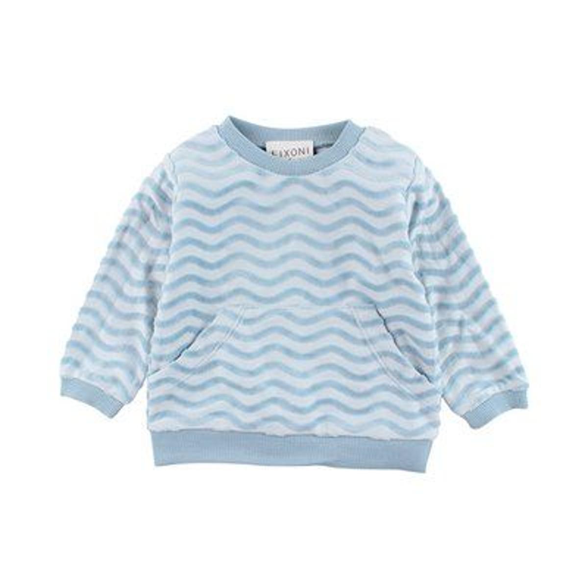 Fixoni Pull à motif dévoré T-shirt bébé vêtements...