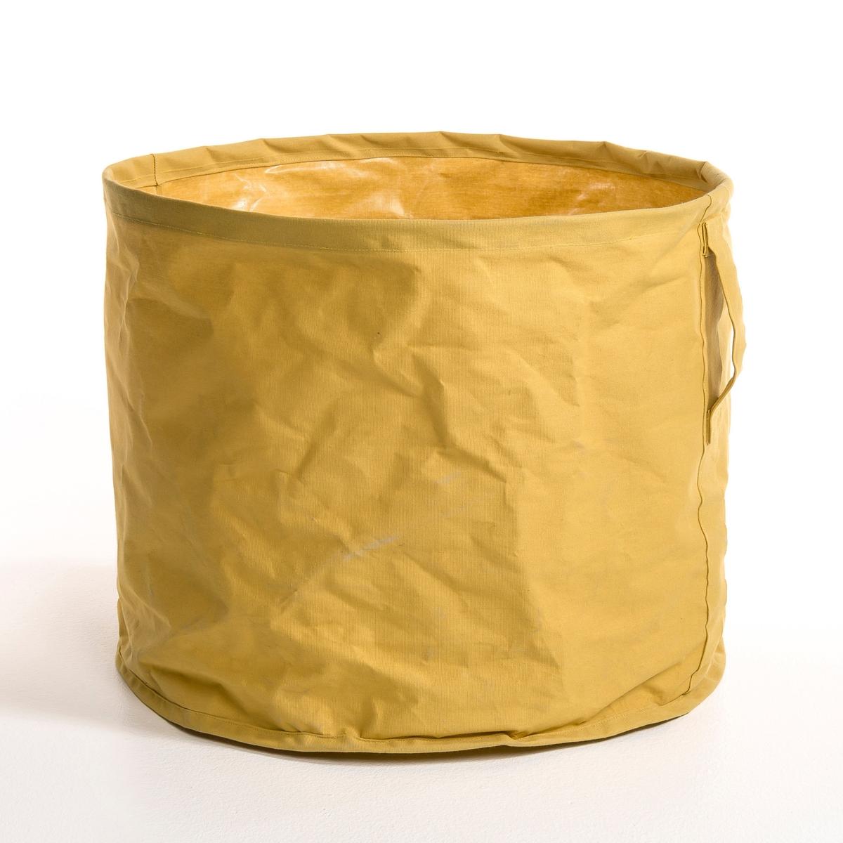 Корзина La Redoute Для хранения вещей Libra единый размер желтый [супермаркет] us jingdong корзина хранения для хранения корзины стеллажи корзина хранения см 2 162 цвет случайным