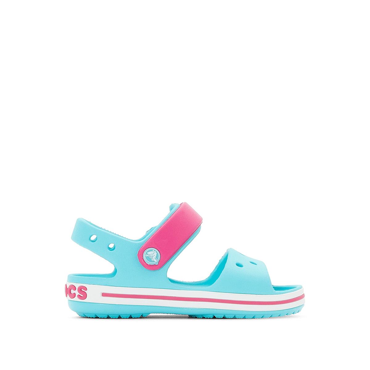 цена Сандалии La Redoute Crocband Sandal Kids 32/33 зеленый онлайн в 2017 году