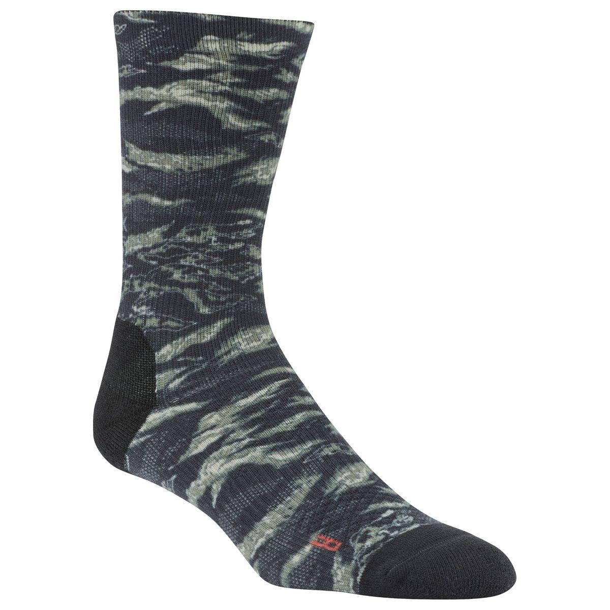 Chaussettes mi-montantes à imprimé CrossFit