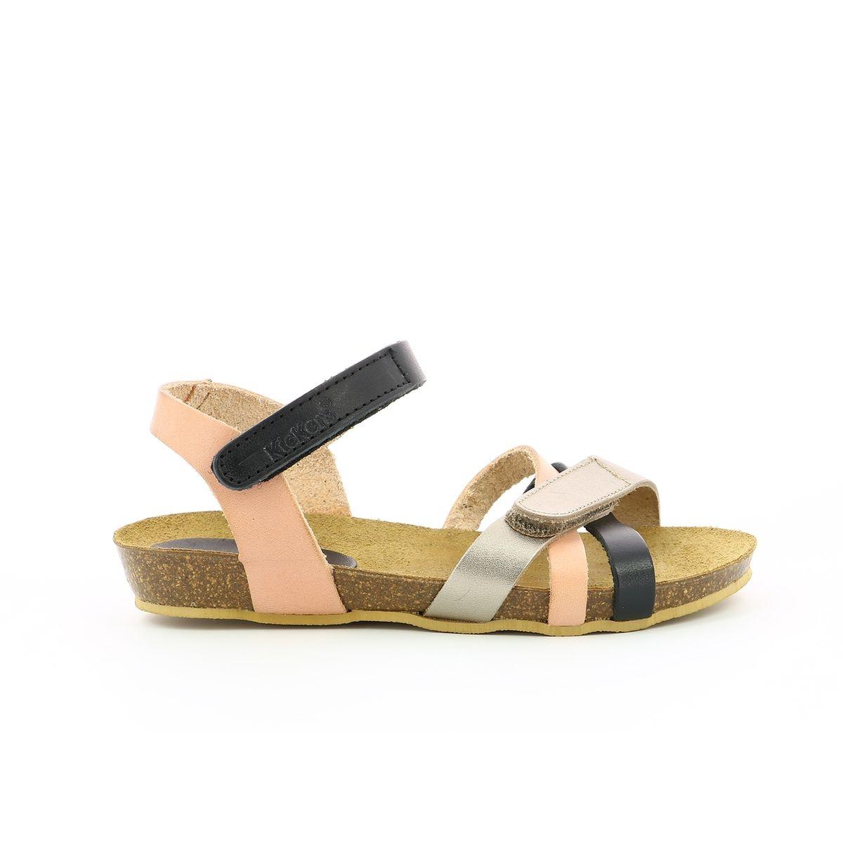 Sandales en cuir Bogart
