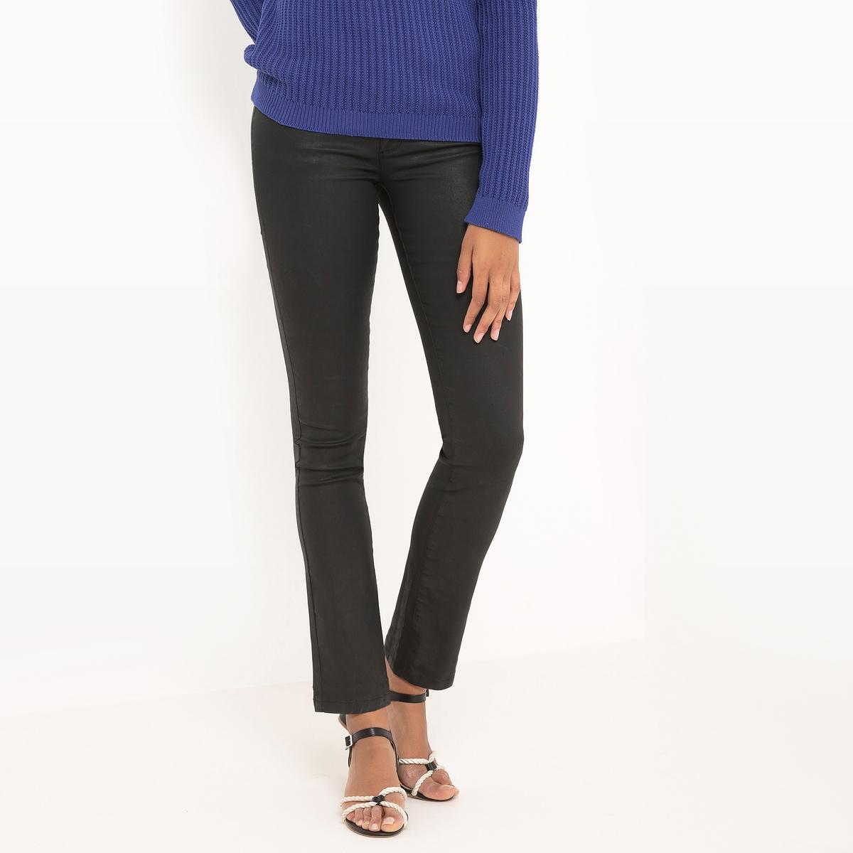 Джинсы прямые с пропиткой джинсы прямые gen