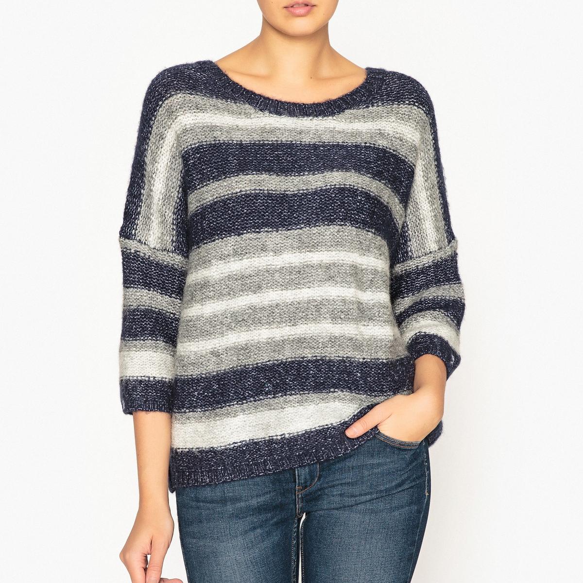 купить Пуловер в полоску CALYPSO дешево