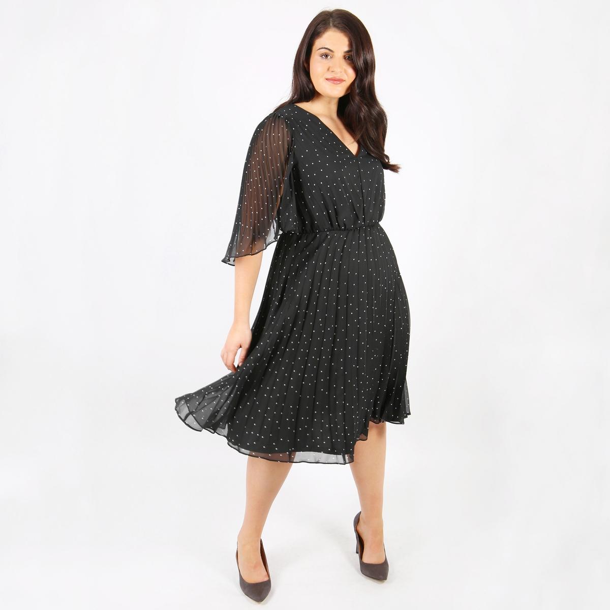 Платье расклешенное средней длины платье going gone средней длины