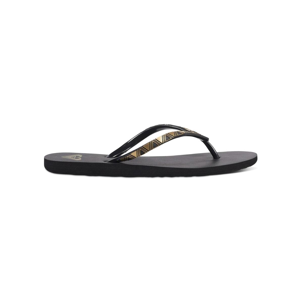 Вьетнамки Bermuda MoldedВерх : синтетика   Подошва : каучук   Форма каблука : плоский каблук   Мысок : открытый мысок   Застежка : без застежки<br><br>Цвет: черный<br>Размер: 36