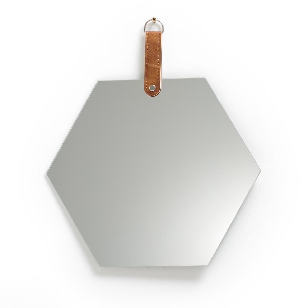 Зеркало шестиугольное DAREN