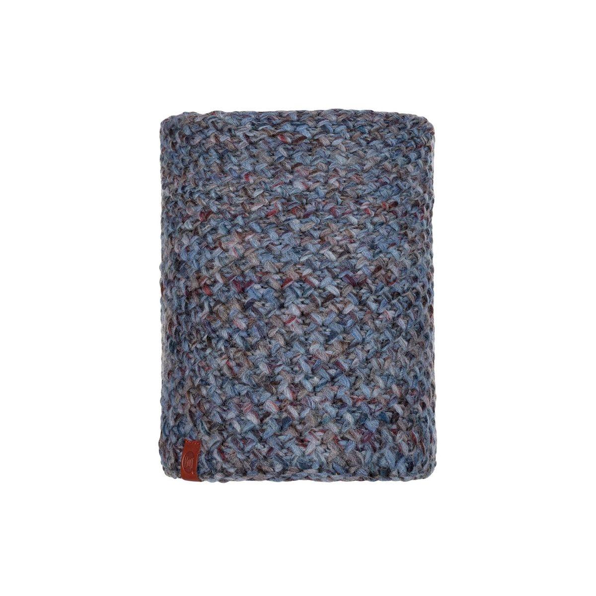 Lifestyle Knitted and Polar Fleece Margo - Foulard - bleu
