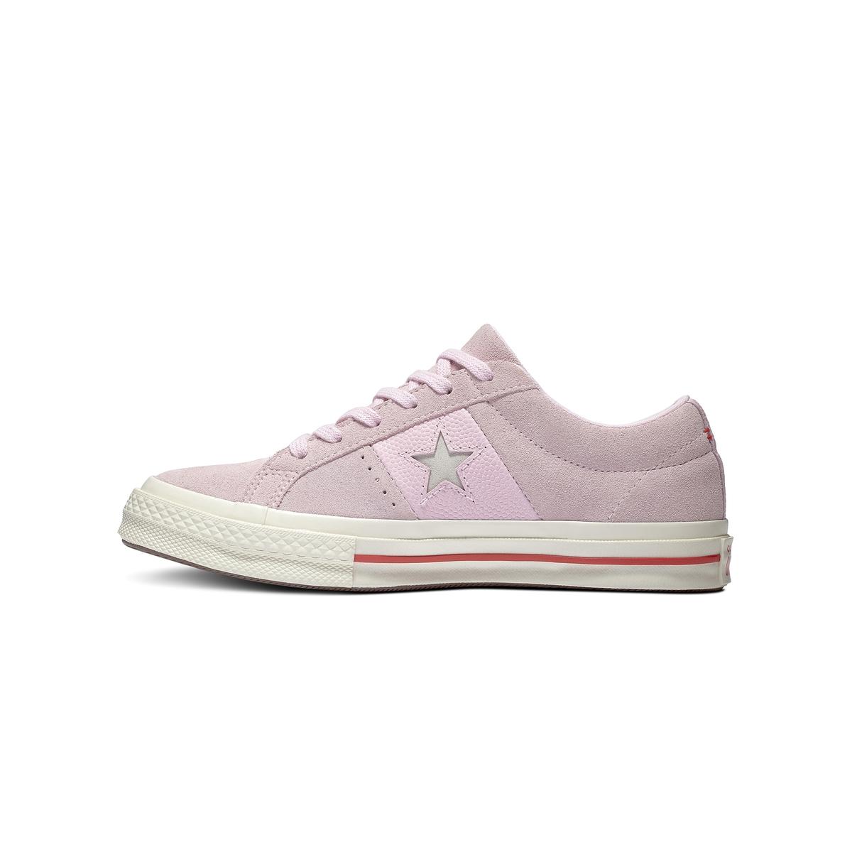 Imagen secundaria de producto de Zapatillas deportivas de piel One Star - Converse