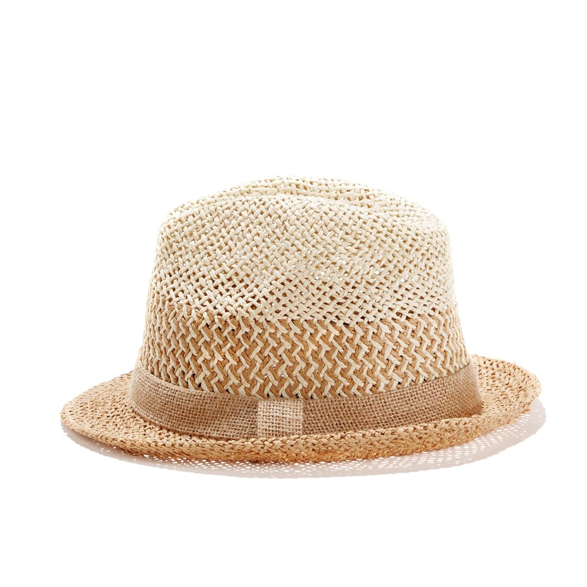 Шляпа из соломы
